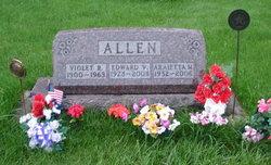 Araietta Mae <i>Sauer</i> Allen