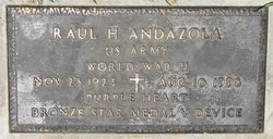 Raul H. Andazola
