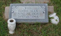 Edith <i>DeGrassa</i> Alex