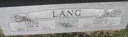 Amy V. Lang