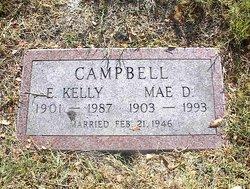 Eldridge Kelly Campbell, Sr