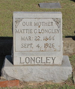 Martha C Mattie <i>Blair</i> Longley
