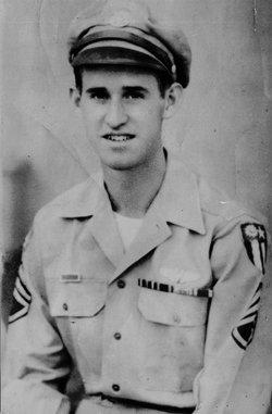 Sgt John Edward Jack Cunningham