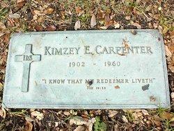 Kimzey Earl Carpenter, Sr