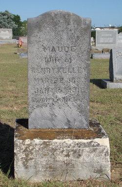 Maude J <i>Parmer</i> Kelley