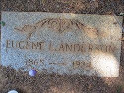 Eugene Lee Anderson