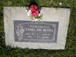Ethel Fay <i>Ransom</i> McGill
