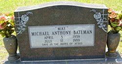 Michael Anthony Mike Bateman
