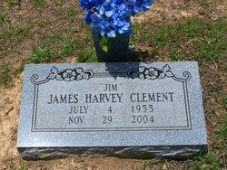 James Harvey Jim Clement