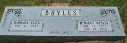 Barbara Ellen Bryles