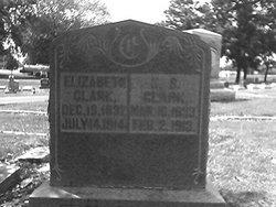 Hosea Ballue H.B. Clark
