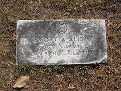 Emory Alexander Allen