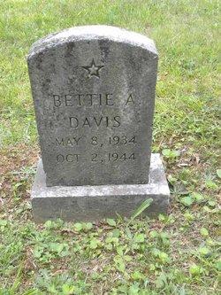 Bettie A. Davis