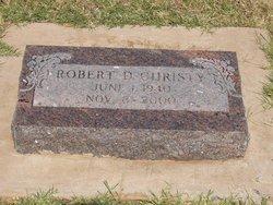 Robert D. Christy