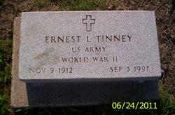 Ernest Lafayette Tinney