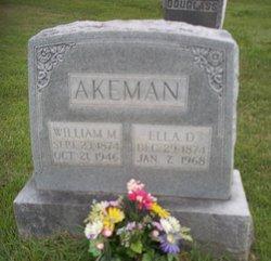 William Marshall Akeman