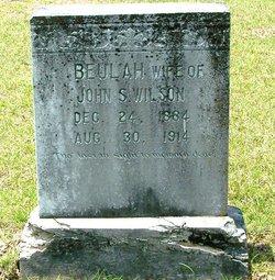 Beulah <i>Black</i> Wilson