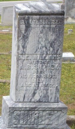Margaret Emma <i>Williams</i> Shirley