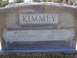 Alva Price Kimmey