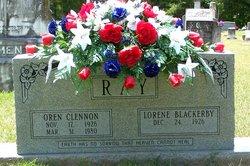 Oren Clennon Ray