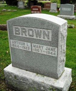 Mary Jane <i>Killen</i> Brown