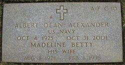 Madeline Betty Alexander