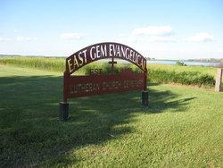 East Gem Evangelical Lutheran Church Cemetery