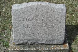 Soloman B Evans