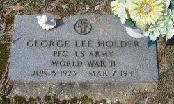 George Lee Holder