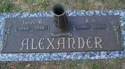 Ruth Alexander