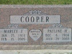 Pauline Helen <i>Sevier</i> Cooper