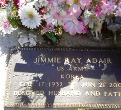Jimmie Ray Adair
