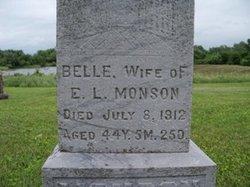 Belle M Monson