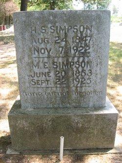 Henry Smith Simpson