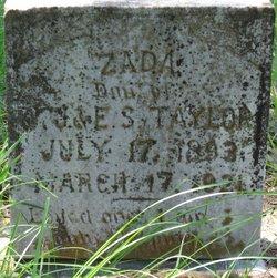 Zada A. <i>Taylor</i> Hutcherson