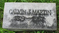 Calvin Joseph Martin
