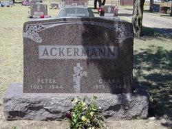 Clara <i>Besser</i> Ackermann