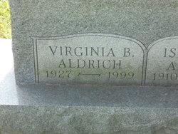 Virginia B. Aldrich