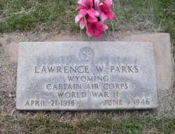 Lawrence W Parks
