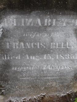 Elizabeth <i>Allen</i> Bell