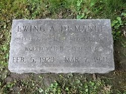 Ewing A. DeMange