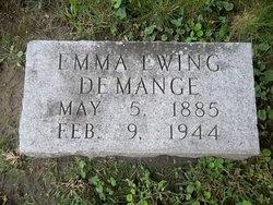 Emma Bradley <i>Ewing</i> DeMange