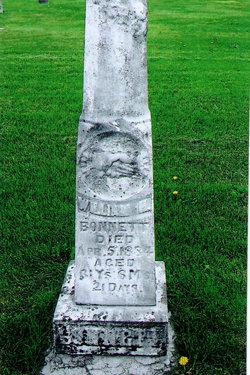 William H Bonnett