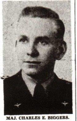 Maj Charles E. Biggers