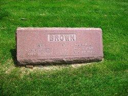 Anna <i>Sollenberger</i> Brown