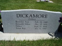 Thore Ann <i>Welch</i> Dickamore
