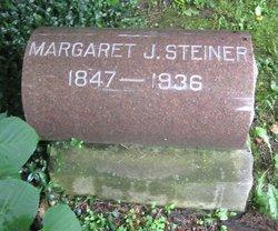 Margaret Jennie <i>Cordell</i> Steiner