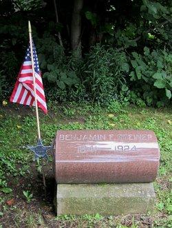 Benjamin Franklin Steiner