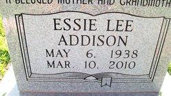 Essie Lee Addison