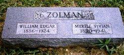 William Edgar Zolman